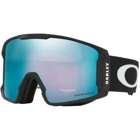 Oakley Line Miner Gafas de Nieve Hombre, matte black/prizm snow sapphire iridium
